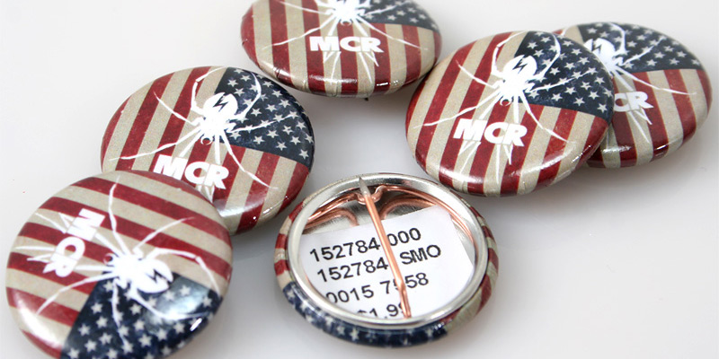 Retail Price Tags on Custom Buttons