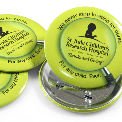 Custom Buttons, Magnets, Zipper Pulls - Custom Promotional Products