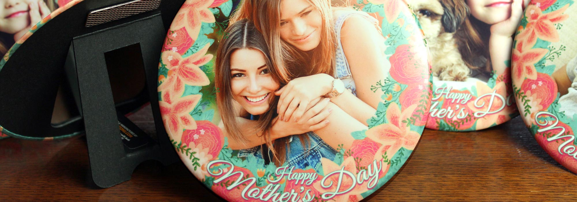 Mother's Day Photo Gifts - Personalize an affordable gift