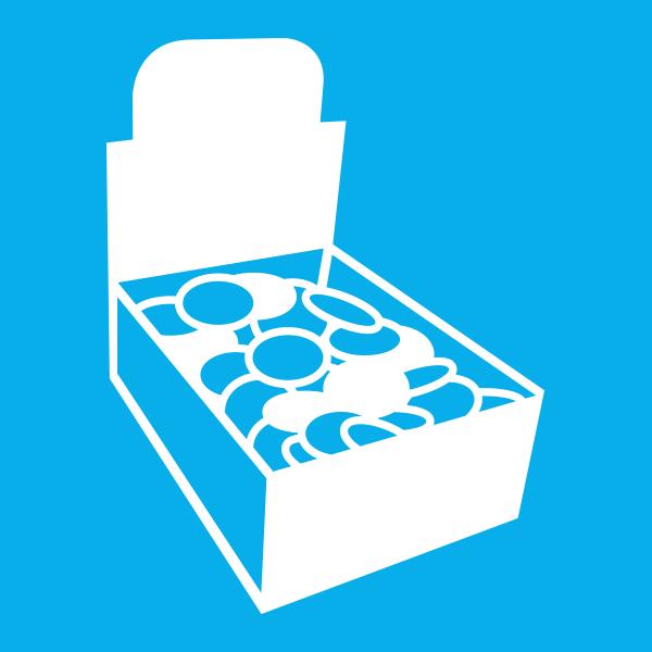 Button Boxes Samples