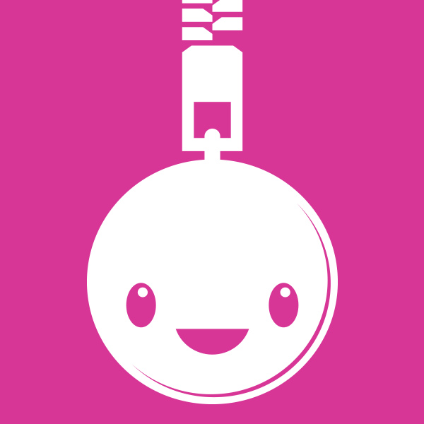 Custom Zipper Pull Icon