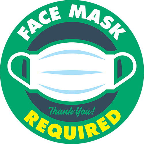 Mask Required 6